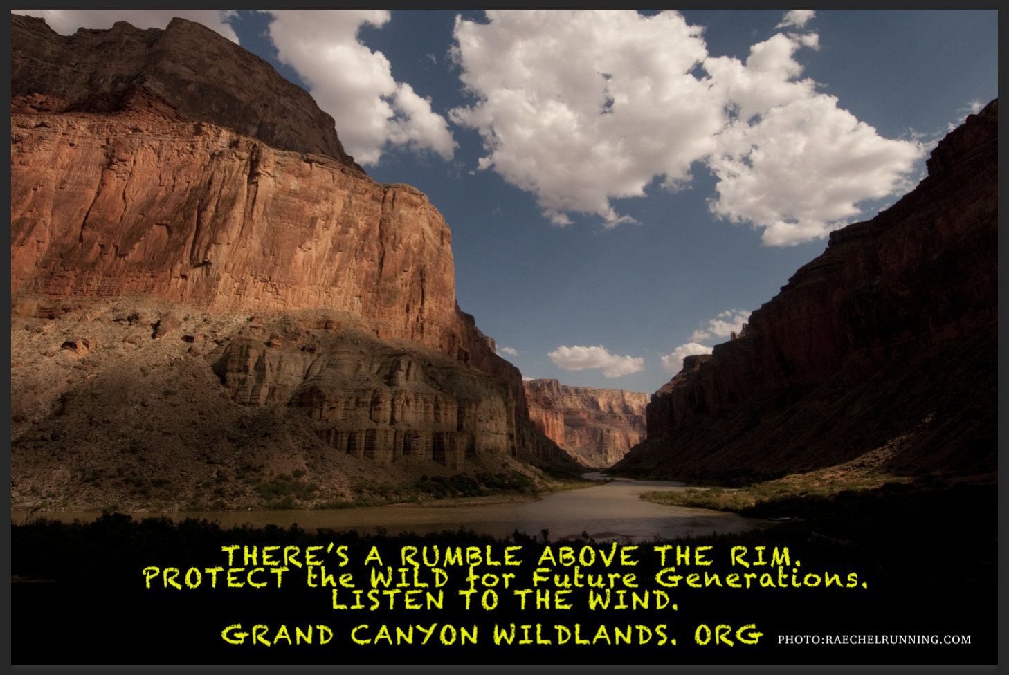 Protect our Greater Grand Canyon